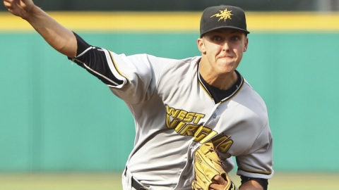 Jameson Taillon struck out 97 batters in 92 2/3 innings in 2011.