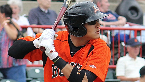 Manny Machado hit for the cycle on Aug. 4. He joined the O's five days later.